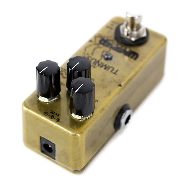 wampler pedals tumnus overdrive boost distortion guitar pedal reverb. Black Bedroom Furniture Sets. Home Design Ideas