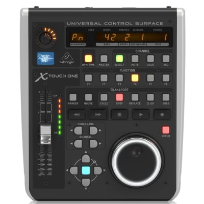 Behringer X-Touch One Universal Control Surface 2018