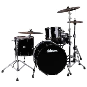 "ddrum MAX-322-PB 12"" / 16"" / 22"" 3pc Alder Shell Pack"