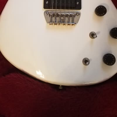 Rare Peavey Milestone 12 String Electric Guitar 1980's White for sale