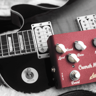 Aura Amps - Crunch Master Overdrive & Boost