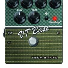 Tech 21 USA SansAmp Character Series VT Bass V2