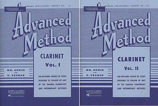 PDF Rubank Advanced Method For Clarinet Free Download