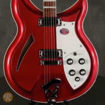 Rickenbacker 381-12V69 2014 Ruby Red image
