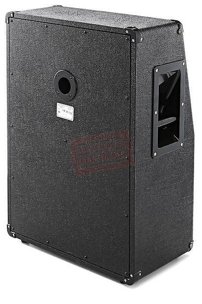 Marshall MX212A 2x12 Vertical Slant Guitar Cabinet Black | Reverb