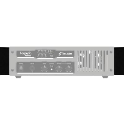 Two Notes Audio Engineering Rackmount Kit for Torpedo Reload