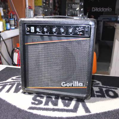 Gorilla TC-35 The Tube Cruncher 1x8 Guitar Combo for sale