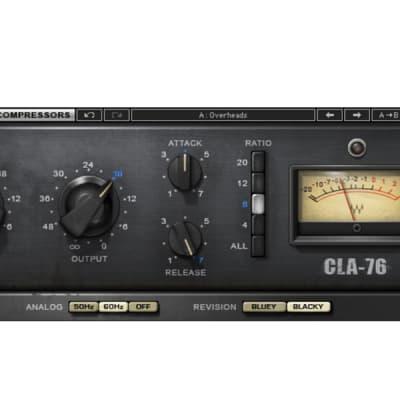Ashly CL50 Compressor | Reverb