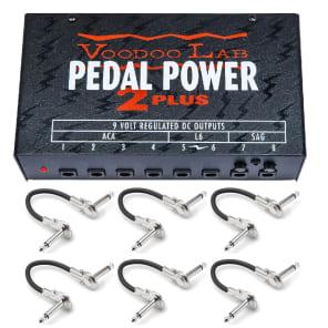 Voodoo Lab Pedal Power 2 Plus Guitar pedal Power Supply!