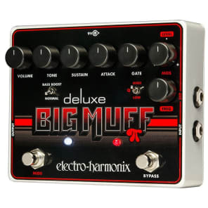 Electro Harmonix Deluxe Big Muff Deluxe Distortion/Sustainer Pedal for sale