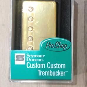 Seymour Duncan TB-11 Custom Custom Trembucker Gold Cover