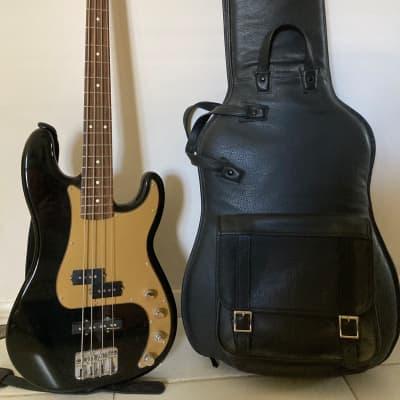 Fender Deluxe Active Precision Bass Special 2005 - 2015 Black