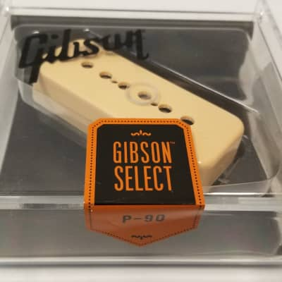 Gibson IMP9R-CC P-90 - Single Coil with Soapbar Cover Pickup, Creme for sale