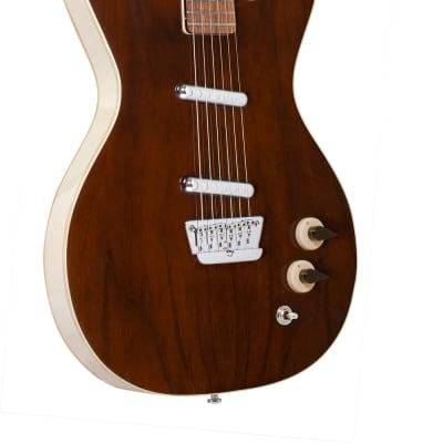Danelectro '59 Divine Series Electric Guitar - Dark Walnut