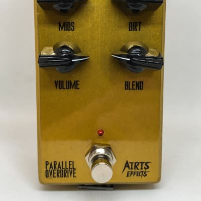 Airis Effects Parallel Overdrive
