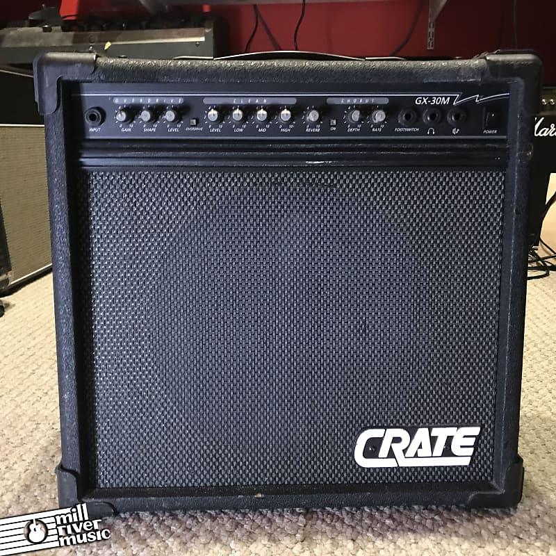 Crate GX-30M 30W 1x12