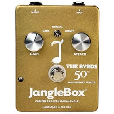 JangleBox The Byrds 50th Anniversary Tribute Compressor Pedal