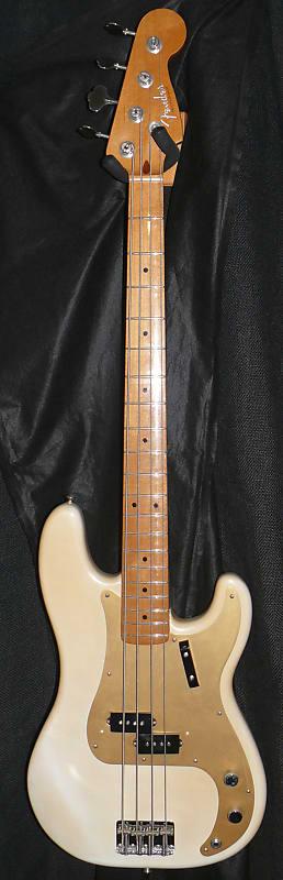 fender american vintage 39 57 precision bass 2000 blond reverb. Black Bedroom Furniture Sets. Home Design Ideas