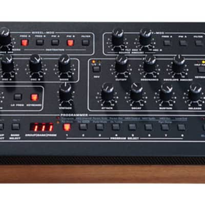 Sequential DSI Dave Smith Instruments Prophet-10 Rev-4 Synthesizer Desktop Module Analog Circuits
