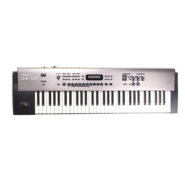 Roland RS-50 61-Key Digital Synthesizer