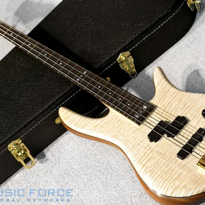 Fodera Custom Victor Wooten Monarch 4 Limited Edition(Exact Replica of Victor's 83 Classic Monarch) for sale