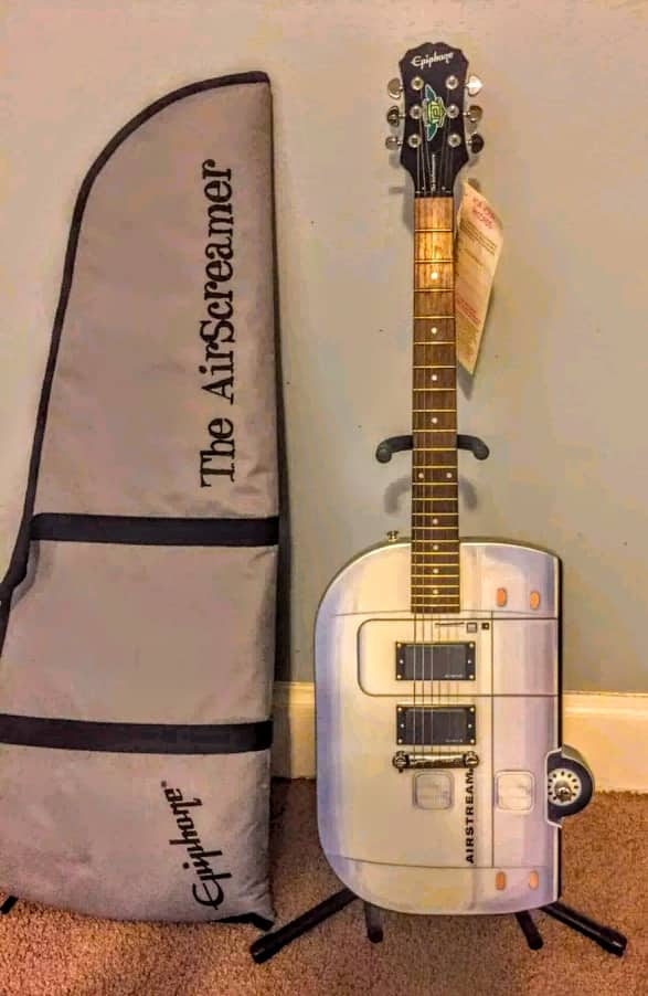 Guitar Pickups Near Me : epiphone airscreamer airstream rare made in korea emg reverb ~ Russianpoet.info Haus und Dekorationen
