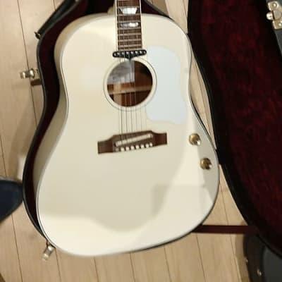 Gibson 70th Anniversary John Lennon J-160E Imagine White for sale