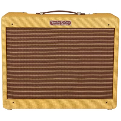 "Fender '57 Custom Deluxe Hand-Wired Guitar Combo Amplifier (12 Watts, 1x12""), Used"