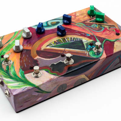 """JAM Pedals """"Abstract"""" Custom Shop Multi Pedal"""