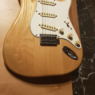 Maya (Rokkoman) ST 1978 Natural Stratocaster for sale