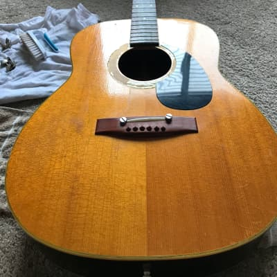 Vintage Landola F-66 Acoustic Guitar for sale