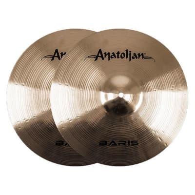 "Anatolian 12"" Baris Power Hi-Hat"