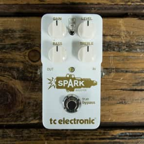 TC Electronic Spark Booster Pedal