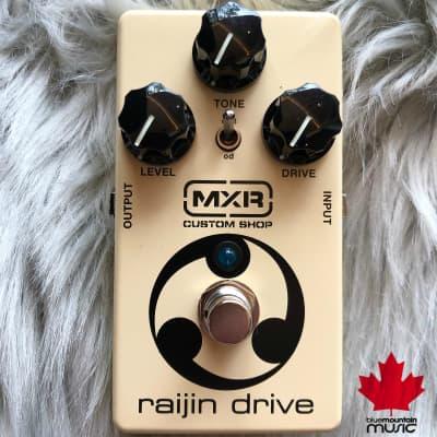 MXR Custom Shop Raijin Drive *In Stock*