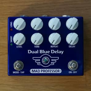 Mad Professor Dual Blue Delay for sale