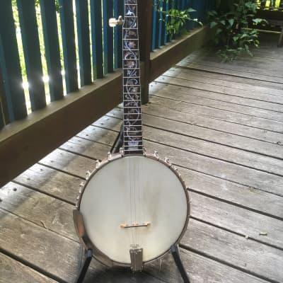 Wildwood Balladeer open back 5-string banjo 1990s natural for sale