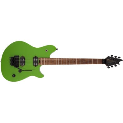EVH Wolfgang WG Standard, Baked Maple Fingerboard, Slime Green for sale