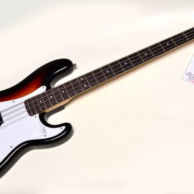 Austin APB200SB Electric Bass Guitar Sunburst Finish Professionally Setup! for sale