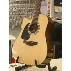 Takamine Left Hand GD30CE Natural Acoustic/Electric SN6845 for sale