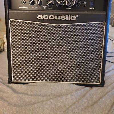 Acoustic Lead Guitar Series G20 20W 1x10 Combo Amp for sale