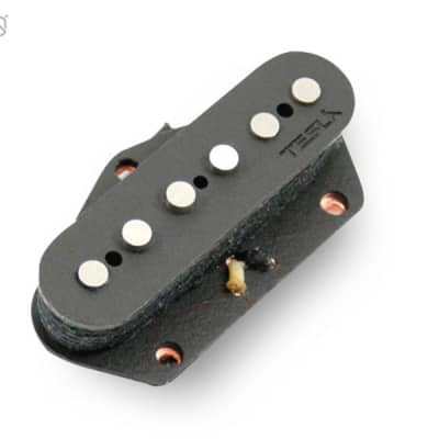 Tesla OPUS TE Single Coil Guitar Pickup - Bridge / Black
