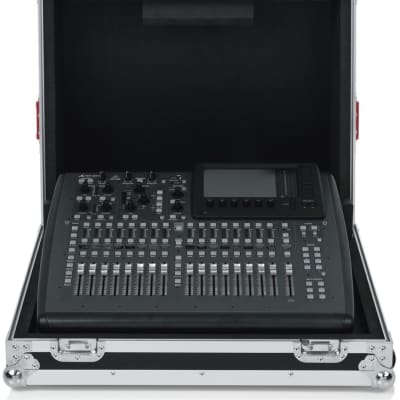 Gator G-TOURX32CMPCTNDH G-Tour ATA Road Case for Behringer X32 Compact