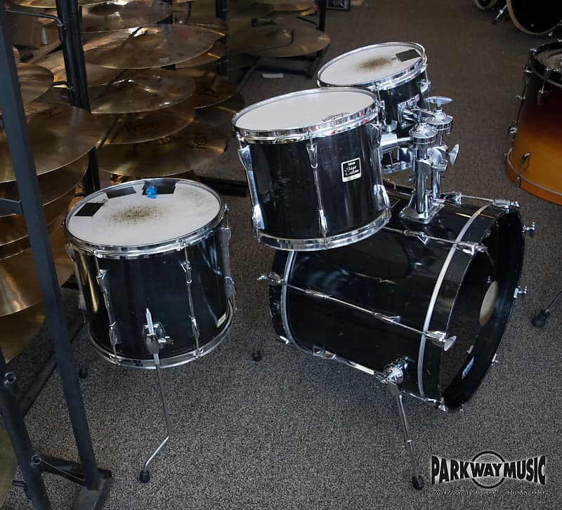 Yamaha Stage Custom Drum Set Used Parkway Music Reverb