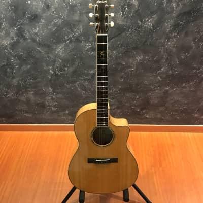 Larrivee LSV-11 Maple Natural Finish Acoustic Guitar