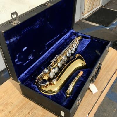 King Cleveland 613 Alto Saxophone 1975