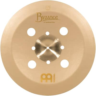 "Meinl 20"" Byzance Vintage Matt Garstka Signature Equilibrium China Cymbal"