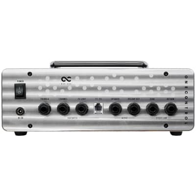 One Control BJF-S66 Guitar Amplifier Head for sale