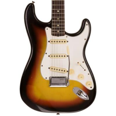 1966 Fender Stratocaster, Sunburst