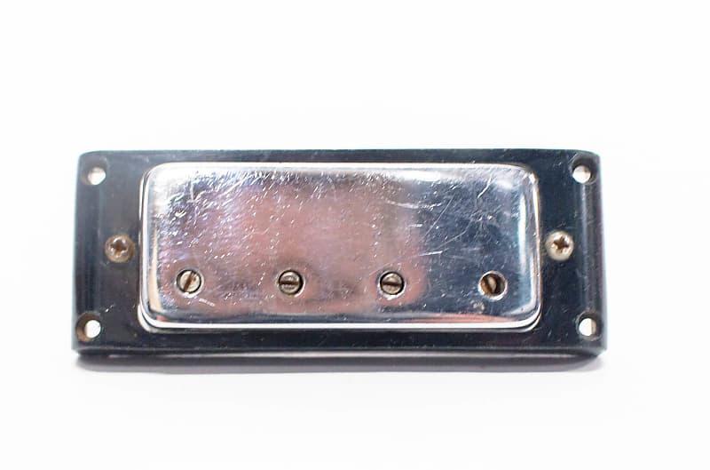 vintage gibson eb mini humbucker bass pickup with plastic reverb. Black Bedroom Furniture Sets. Home Design Ideas
