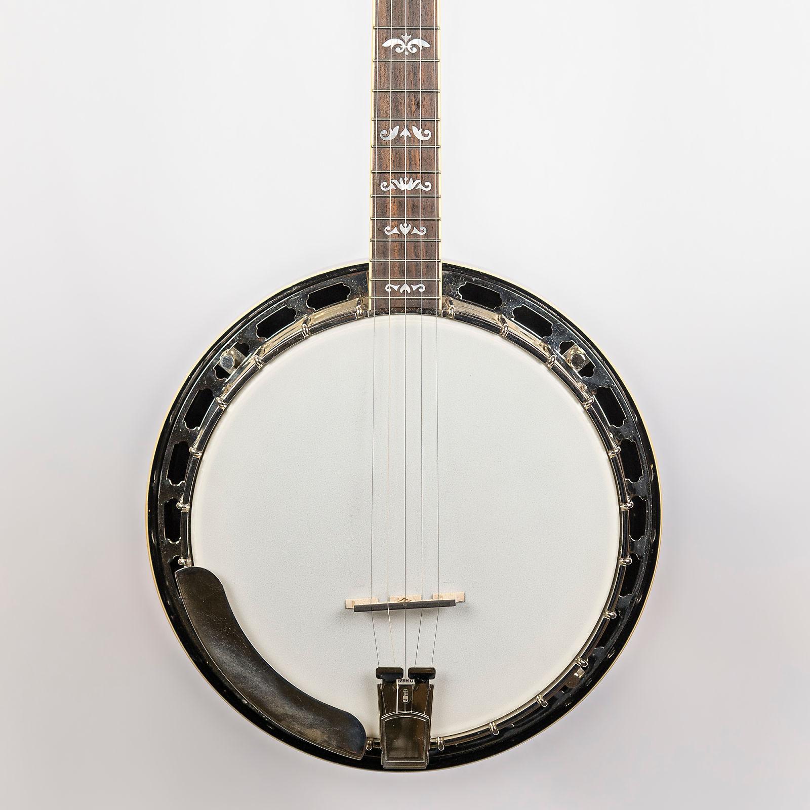 Used Recording King Elite-75 5-String Banjo